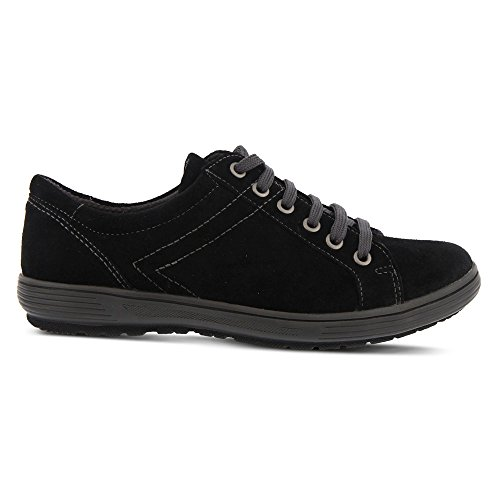 Printemps Étape Femmes Anton Mode Sneaker Noir