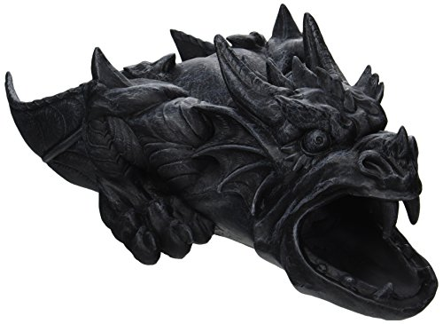Design Toscano Ranier Dragon Rainspout Statue