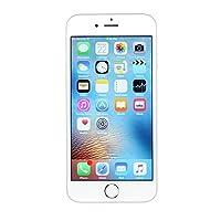 Apple iPhone 6S, GSM Unlocked, 64GB - Silver (Refurbished)