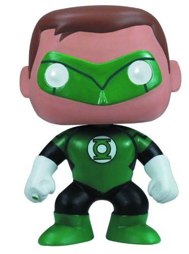 Funko Pop Heroes New 52 Version Green Lantern Vinyl Fi