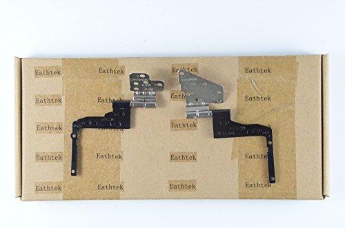 Set Display Hinge - Eathtek Replacement LCD Screen Hinges L+R Hinge Set for Dell Latitude E5530 5530 MJ39H FP4F2 AM0M1000100 AM0M2000200
