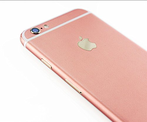 Toeoea Rose Gold Iphone 6s Color Sticker Full Body Protector Skin