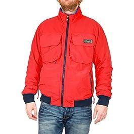 Polo Ralph Lauren Wild River Open Water Men's Weather Jacket Red Blouson
