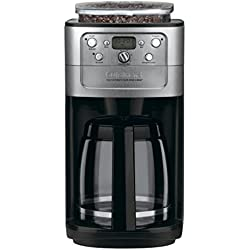 Cuisinart DGB-700BC Grind & Brew 12 Cup Coffeemaker (Black/Brushed Chrome)