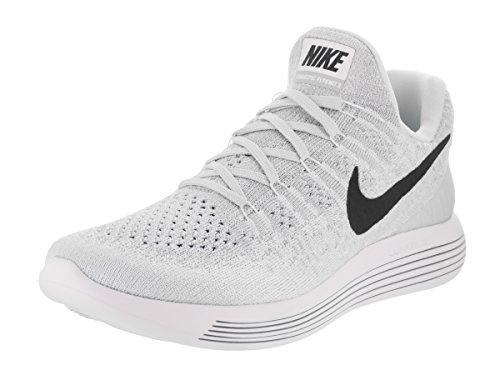 Nike W Nike Lunarepic Low Flyknit 2 Grigio - grigio