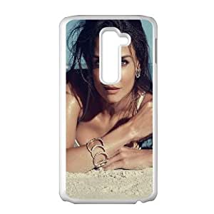 Celebrities Katie Holmes LG G2 Cell Phone Case White Delicate gift AVS_719067
