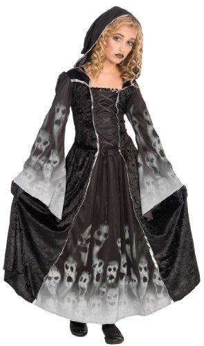 [Forum Novelties Forsaken Souls Child Costume, Large] (Vampire Girl Costume Makeup)