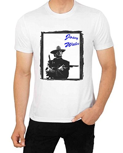 Outlaw Josey Wales Clintwood Old West Movie 1980s sm-3XL