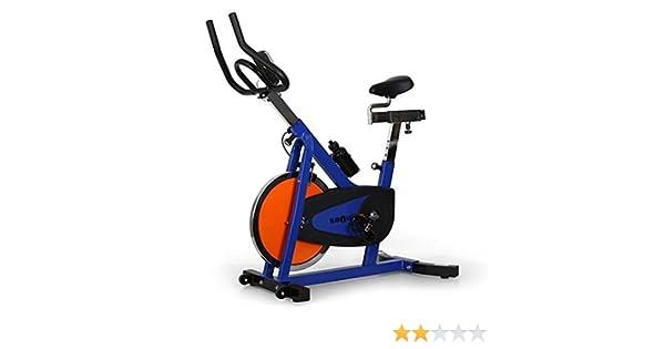 Klarfit Ergometer Iron Speed Trainer Profi - Bicicletas estáticas ...