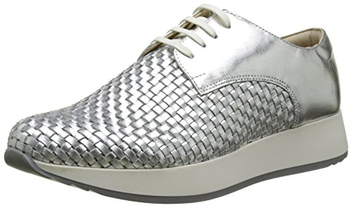 Silver Argent Face 058 Femme Basses Stonefly 3 Sneakers 8Pvw4p