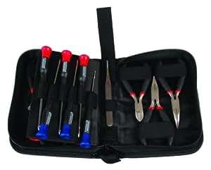 19 piece precision screwdriver and plier set bricolaje y herramientas. Black Bedroom Furniture Sets. Home Design Ideas