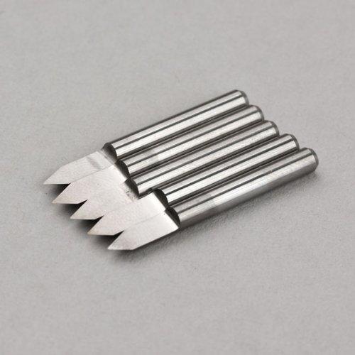Autek 5/x en m/étal dur gravons CNC PCB fraise Bits outil 60//° 0.2/mm j3.6002