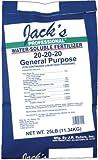 buy Jacks Prof 77010 General Purpose Fertilizer, 20-20-20 Fertilizer, 25-Pound now, new 2020-2019 bestseller, review and Photo, best price $54.99