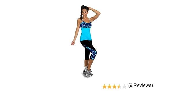 Xinantime Pantalones Yoga Mujeres, Cara Impresa Stretch Leggings Recortada