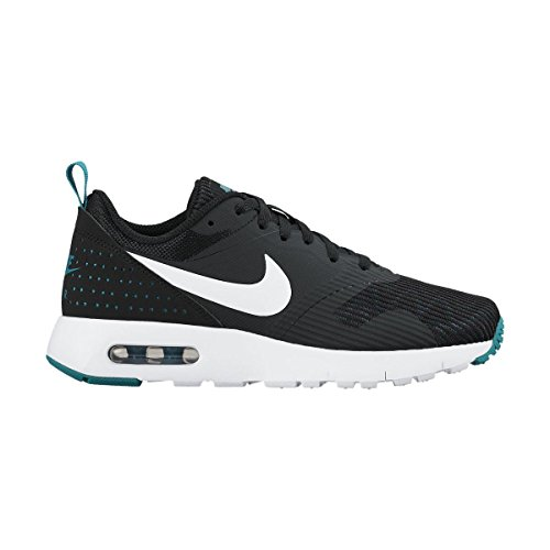 Nike Air Max Tavas (Gs), Zapatillas de Running para Hombre Negro (Negro (black/white-rio teal))