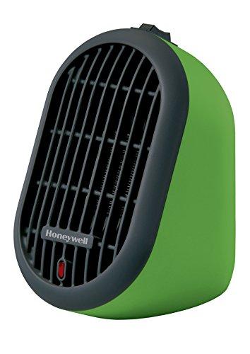 Honeywell HCE100G Heat Bud Ceramic Heater, Green