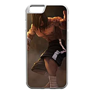 LeeSin-003 League of Legends LoL case cover for Apple iPhone 6 - Rubber White