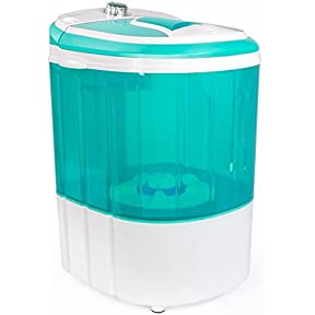 PORTABLE MINI WASHING MACHINE CAN WASH 9LB LOAD FOR R.V APARTMENT COLLEGE WASHER