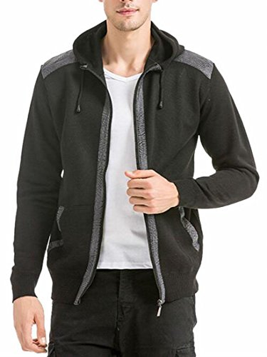 Weight Outwear today Coat Windbreaker UK Light Autumn Black Mens Jackets Hoodie IxxTBq1Sw