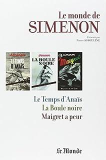 Le monde de Simenon : [4] : Humiliations, Simenon, Georges