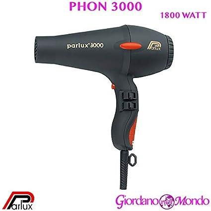 secador de pelo 3000 secador parlux 1810 W Profesional para peluquería