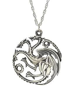 """Collar con colgante de Daenerys Targaryen de """"Juego de"""