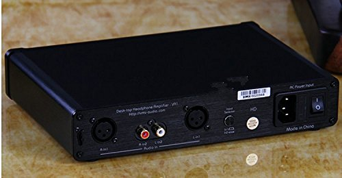 GOWE HD headphone amplifier with Balanced input amp Special Tuning for HD650 HD600