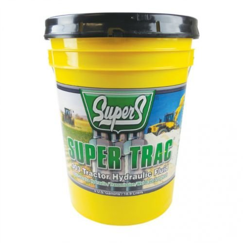 All States Ag Parts Hydraulic Fluid - Super S 303 5 Gallon Bucket -