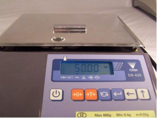 Digi International Rice Lake DIGI DS-425 600x0.02g Checkw...