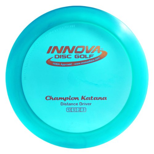 Innova Disc Golf I-Dye Champion Katana Golf Disc, 173-175gm, used for sale  Delivered anywhere in USA