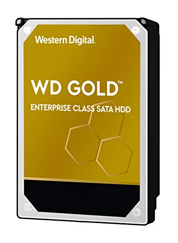 WD Gold 12TB HDD 7200rpm 6Gb/s serial ATA sATA 256MB cache 8,9cm 3,5Zoll intern RoHS compliant Enter