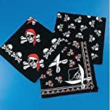 Pirate Bandana – Pirate Party Favor – set of 12, Baby & Kids Zone