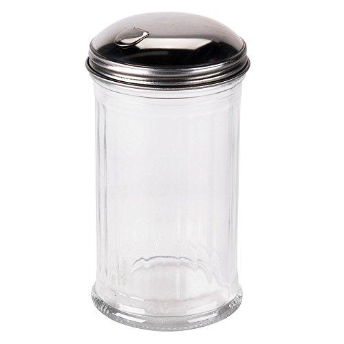 Tzipcos Glass Sugar Dispenser Ounce product image