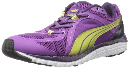 PUMA Women's Faas 600 S Running Shoe,Sparkling Grape,9.5 B US