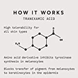 Tranexamic Topical Acid 5% - for Dark Spots and