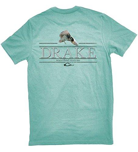 Ptshirt.com-19156-Drake Men\'s Dropping Short Sleeve Tee-B01CFC0ZAU-T Shirt Design