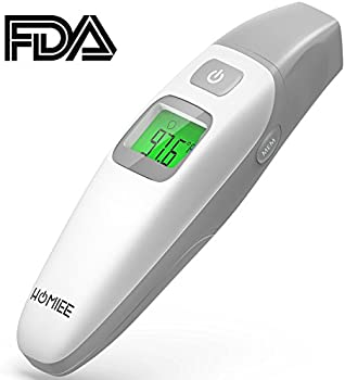 HOMIEE Baby Ear and Forehead Thermometer