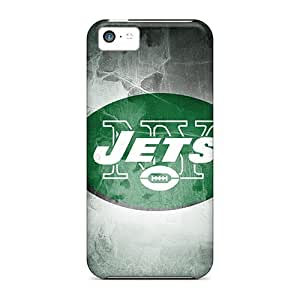 Shockproof Hard Phone Case For Iphone 5c (Mmu17807fYpI) Support Personal Customs Colorful New York Jets Skin