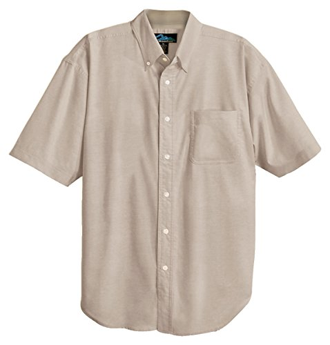 Tri-Mountain Men's DuPont Teflon Stain-Resistant Dress Shirt. 748 Retro