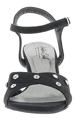 Sandalette 1005346 Schwarz Damen Conti Andrea 1PqwECYq