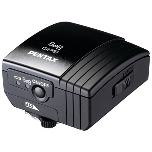 Pentax GPS Unit O-GPS1 Hotshoe Mounted Accessory GPS Unit for Pentax K-5, K-r, 645D Pentax Hot Shoe