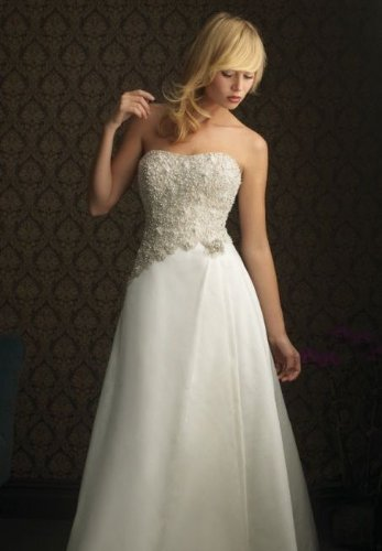 Allure Bridals Wedding Gown - 3