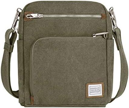 Travelon Anti-Theft Heritage Tour Bag: Sage