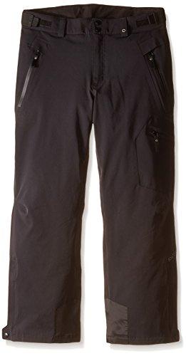 Cruiser Insulated Pant - Boulder Gear Men's Cruiser Pant (Short), Black, Small
