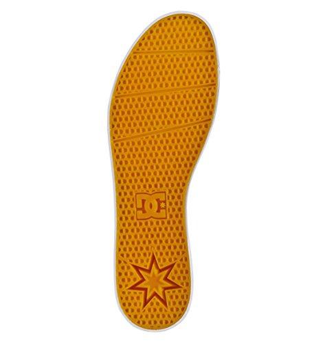 Skate zapato hombres DC interruptor S Skate zapatos marrón