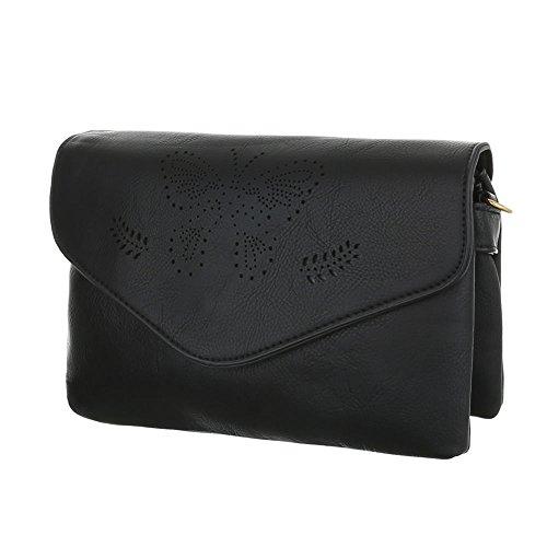 Ital-design - Shoulder Bag Plastic For Black Women