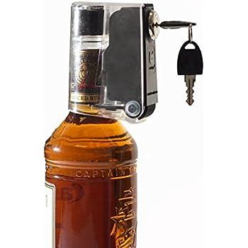 Tantalus Wine and Liquor Bottle Lock