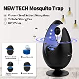Mosquito Trap, OPULEXX Fruit Fly Trap with UV