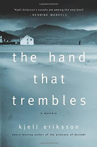 book cover of The Hand That Trembles