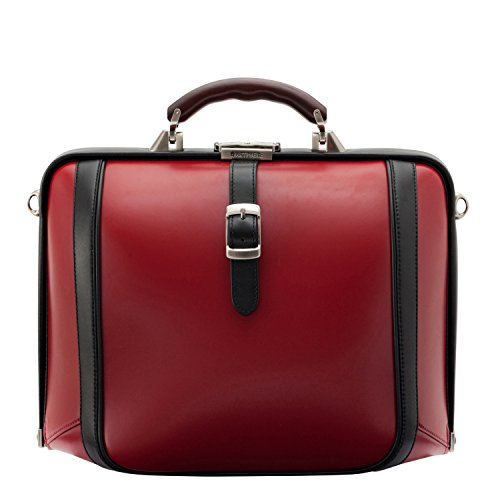 ARTPHERE Dulles Bag TOUCH WIDE Model DS3-TO (RED) by ARTPHERE